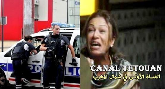 صدمة نزهة الركراكي والدة سعد المجرد بعد زيارته في السجن !