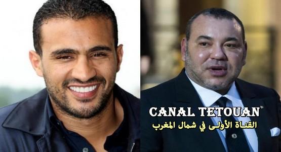 قبل نزاله الأخير … البطل العالمي بدر هاري يفاجئ الملك محمد السادس بهذا الطلب !