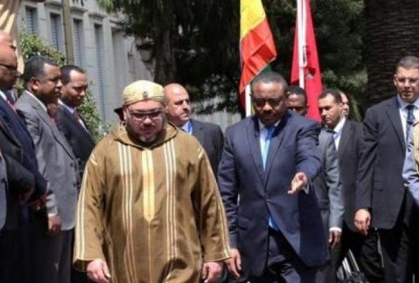 جولات الملك الإفريقية تزعج موريتانيا وتدفعها لتهديد المغرب بالبوليساريو
