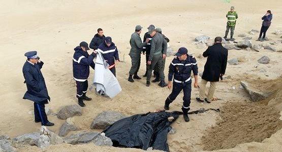 مؤلم …  بحر تطوان يلفظ جثة شاب في عقده الثالث