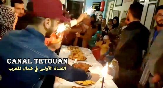 مجموعة أميستاد تقوم بزيارة دار العجزة بتطوان (شاهد الفيديو)