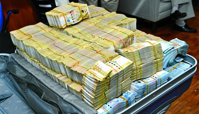 مؤشر سويسري .. هذا هو ترتيب المغرب عالميا في تهريب الأموال !