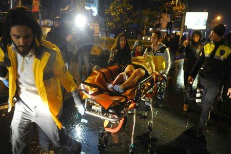 إصابة 4 مغاربة في هجوم مروع بملهى ليلي بإسطنبول
