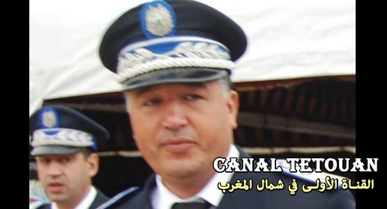 """رسميا … رئيس المنطقة الأمنية """"أحمد قنديل"""" يغادر عمالة المضيق"""