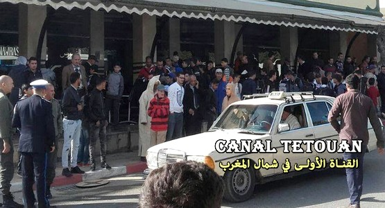 مواجهة دامية بين سوريين بمقهى بمدينة وزان .. والمصابين بجروح خطيرة نقلوا إلى تطوان (التفاصيل)