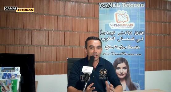 برنامج لقاء المبدعين: محمد اكزناي مقاول شاب بمدينة تطوان يكشف تفاصيل مثيرة ! (شاهد الفيديو)
