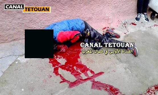 جريمة قتل بشعة تهز مدينة تطوان (شاهد الصور)