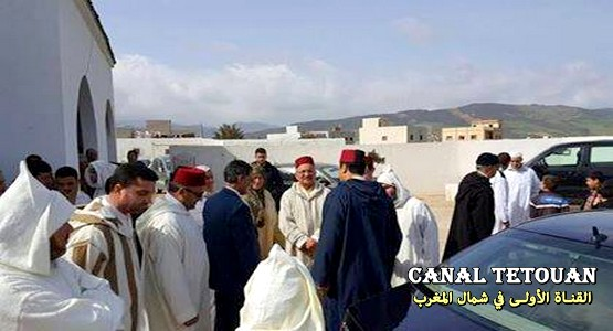 اصلاح وترميم بعض المساجد بالجماعة القروية العليين بالمضيق