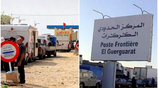 (تي في 5 موند) تشيد بخطوة إعلان المغرب عن انسحابه من منطقة الكركرات