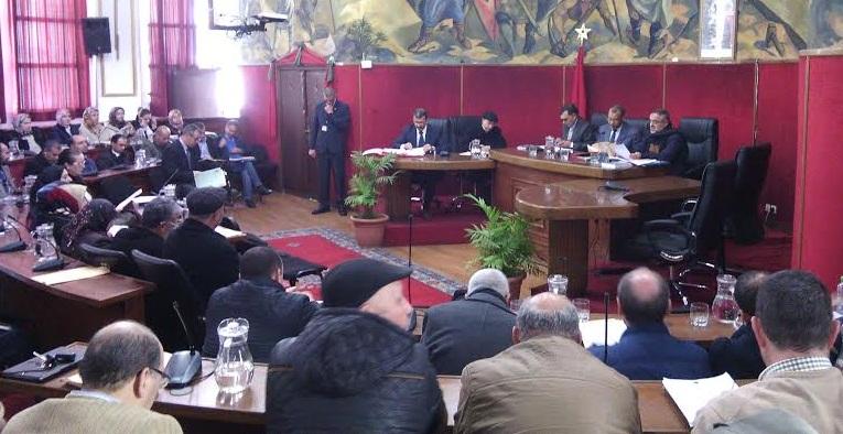 مجلس جماعة تطوان يعقد أشغال دورة فبراير العادية