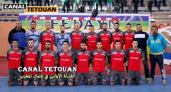 نادي طلبة تطوان لكرة اليد يحجز مقعده في ربع نهائي كأس العرش
