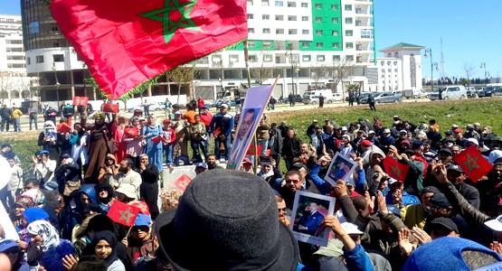 """جمعية """"سهل وادي مرتيل"""" تخرج لساحة الإحتجاج و تهدد بالتصعيد"""