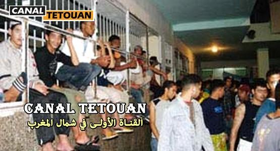 سجين مغربي يضع حدا لحياته شنقا