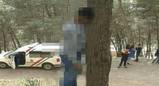"""انتحار شاب بالقصر الصغير بعد فشله في """"الحريك"""""""