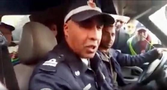 بعد صفعها شرطي المرور.. هذا ما قررته المحكمة في حقها