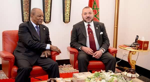 رئيس الاتحاد الإفريقي يفجرها: بعودة المغرب أصبح الاتحاد الإفريقي أكثر قوة !