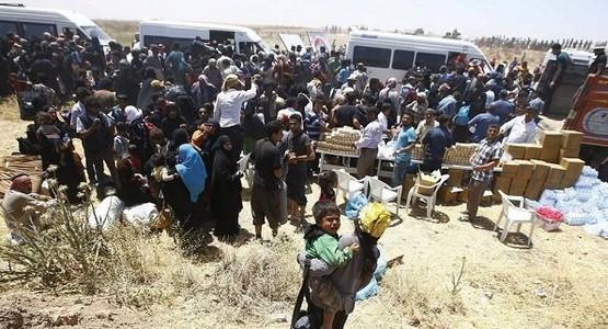 المغرب يفتح النار على الجزائر بسبب وضعية النازحين السوريين