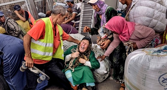 'رفس' سيدتين بمعبر سبتة يصل البرلمان الأوربي و نواب الأمة المغاربة في سبات عميق