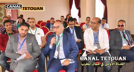 سمير العاقل يستغل الملتقى الوطني لوكالات كراء السيارات لطرح إشكالات القطاع بتطوان
