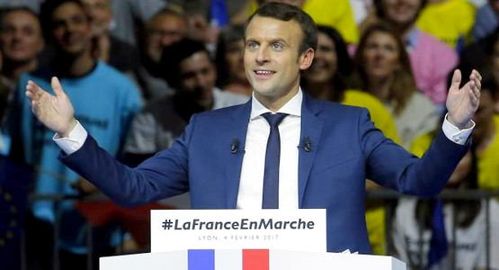 رسميا … إيمانويل ماكرون رئيسا لفرنسا