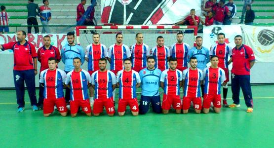 نادي طلبة تطوان لكرة اليد وصيفا لبطل كأس رئيس الجامعة