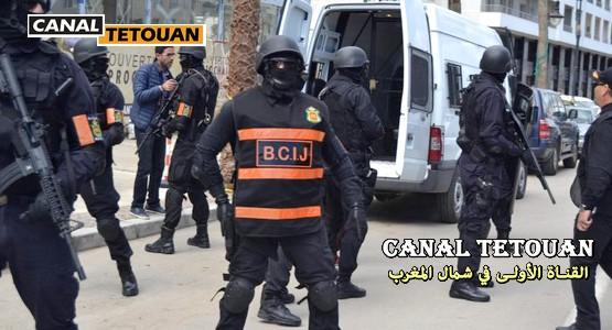 بعد حجز أطنان من الحشيش … البسيج يقتفي أثر بارونات مخدرات بكل من مدينتي تطوان وشفشاون !