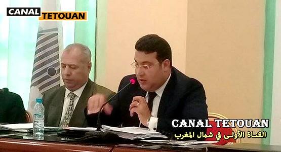 رئيس نادي قضاء المغرب بتطوان محمد المنصوري يحمل المسؤولية الاجتماعية والقانونية لناشري الأخبارالزائفة
