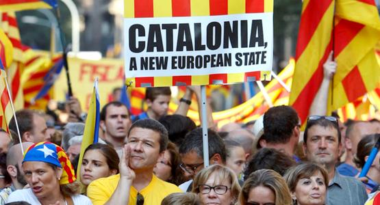 حكومة كتالونيا تدعو لاستفتاء حول الاستقلال عن إسبانيا
