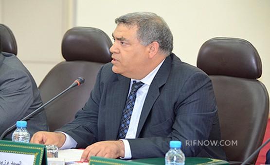 اجتماع وزاري يرأسه وزير الداخلية من قلب مدينة الحسيمة