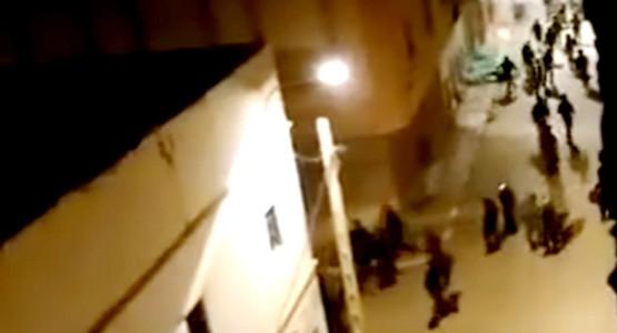 بالفيديو … العناصر الأمنية تخرب البيوت في امزورن – الحسيمة