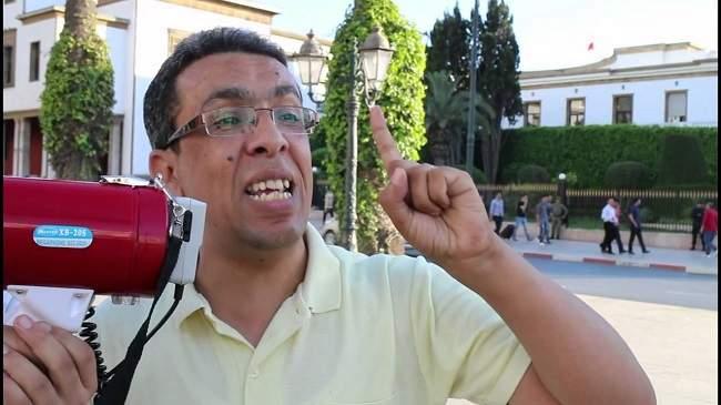 محام هيئة تطوان محمد الهيني يلتمس العفو الملكي لحميد المهداوي