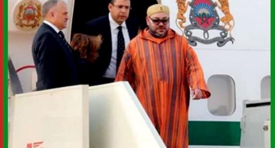 """إدارة مؤسسة """"ناصر أكاديمي"""" تهنئ الملك محمد السادس بمناسبة عيد العرش"""