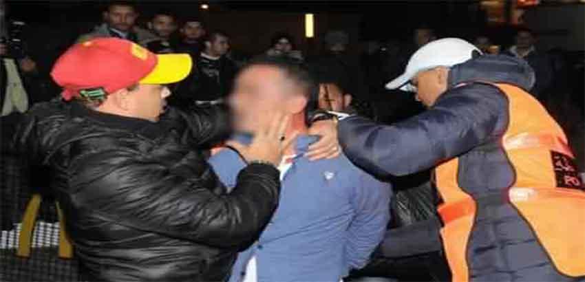 اعتقال شخصين من ذوي السوابق القضائية بتطوان !