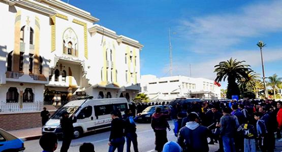 إبتدائية الحسيمة تصدر أحكاما جديدة على 26 معتقلا من الحراك
