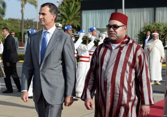 المغرب يدعم حكومة مدريد ضد انفصال إقليم كتالونيا