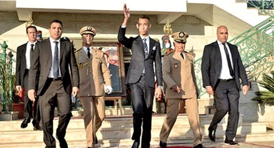 هكذا ترأس الأمير مولاي الحسن حفل تسليم الجائزة الكبرى للقفز على الحواجز بتطوان