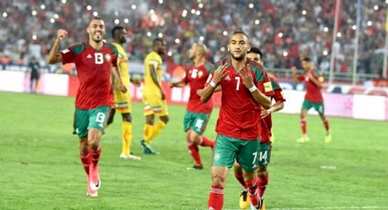 المنتخب المغربي يحقق قفزة هامة في التصنيف العالمي للمنتخبات