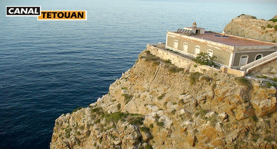 هذه حقيقة قيام الجيش الاسباني بأعمال بناء فوق جزر محتلة بالحسيمة