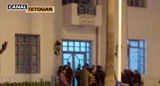 سلطات مرتيل تمنع تنظيم مسيرة لطلبة الحركة الثقافية الأمازيغية
