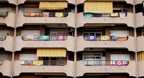 حكومة كتالونيا … 90% من الناخبين صوتوا لصالح الانفصال عن إسبانيا