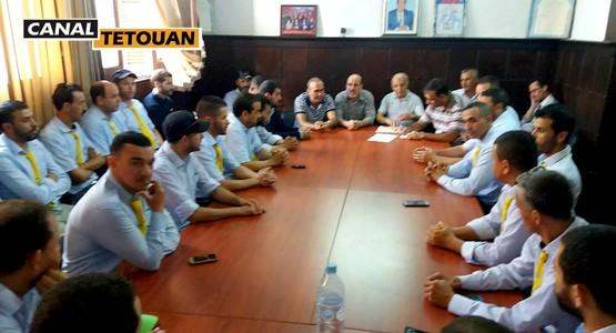 الإتحاد الجهوي لنقابة الاتحاد المغربي للشغل يكشف خروقات شركة النقل الحضري فيتاليس بتطوان