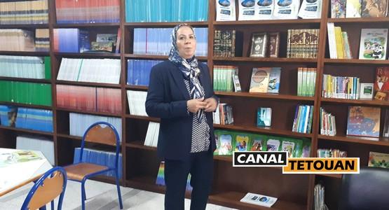 جمعية عماد بن زياتن تفتتح سلسلة مكتبات بتراب عمالة المضيق الفنيدق