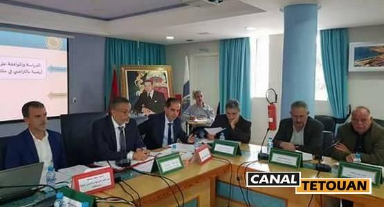 مجلس الجماعة الترابية للمضيق يصادق بالاجماع على مشروع ميزانية السنة المالية 2018