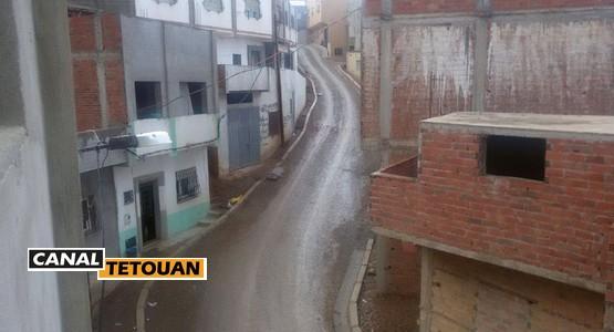 بالصور .. حي بوجداد بكويلما مهدد بخطر الكهرباء !