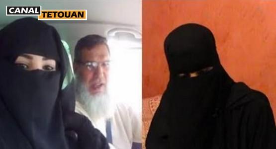 حنان (19 سنة) تخرج بتصريح صادم عن الشيخ الفيزازي الذي تزوجها دون عقد زواج ! (+فيديو)