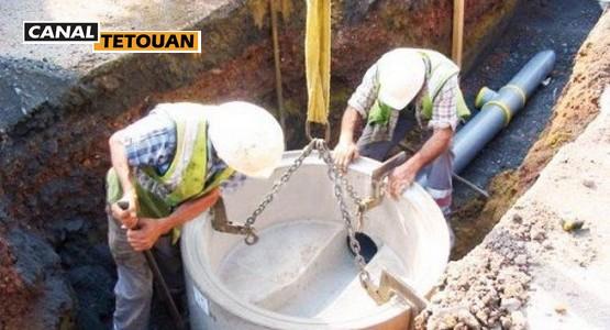 إنجاز مشروع كبير للتطهير السائل بمدينة وزان يصل إلى 110 مليون درهم