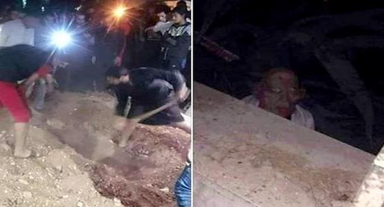 اشاعة استيقاظ ميت من قبره يثير القلق و الخوف وسط ساكنة طنجة