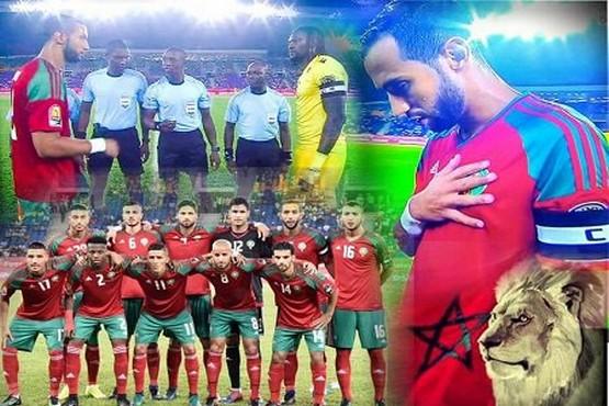 """تقرير تاريخي من """"بيين سبورت"""": المغرب يتأهل لمونديال روسيا بعد 20 عام !"""