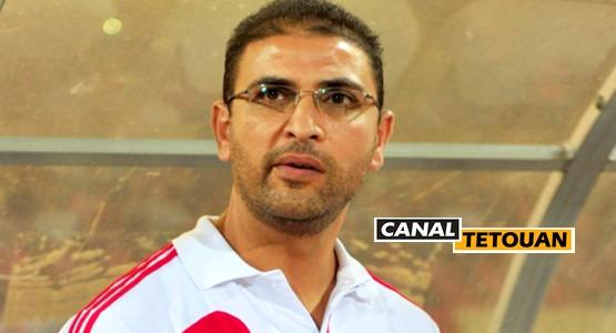 بعد استقالة الإطار الجزائري بنشيخة .. هذا هو المدرب الجديد الذي سيقود سفينة المغرب التطواني !