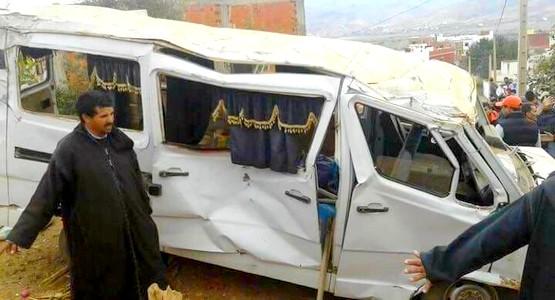مصرع شخص وإصابة آخرين في حادثة سير مميتة بواد لو – تطوان ( الصور …)